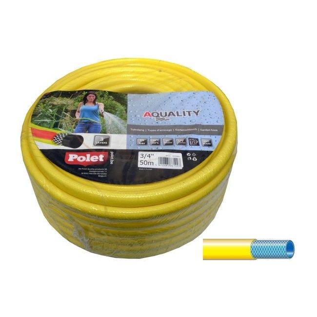 """Polet Tuinslang Expert Aquality 3/4""""-19MM 50M"""