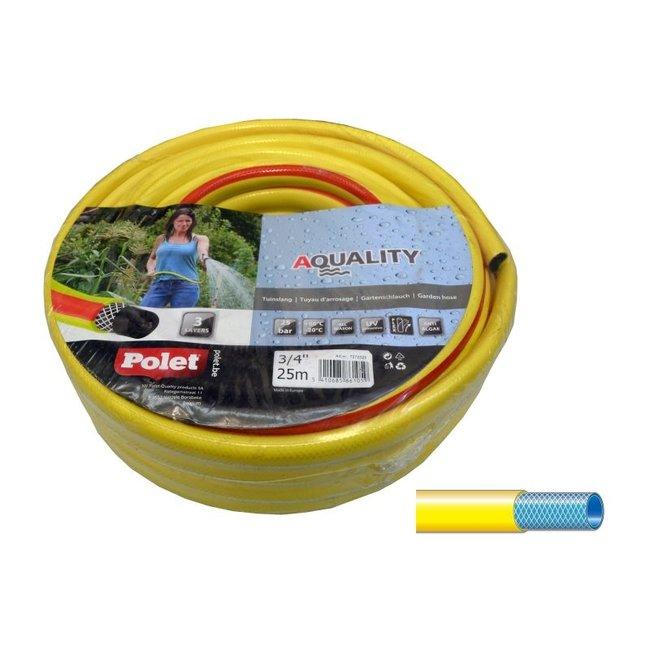 """Polet Tuinslang Expert Aquality 3/4""""-19MM 25M"""