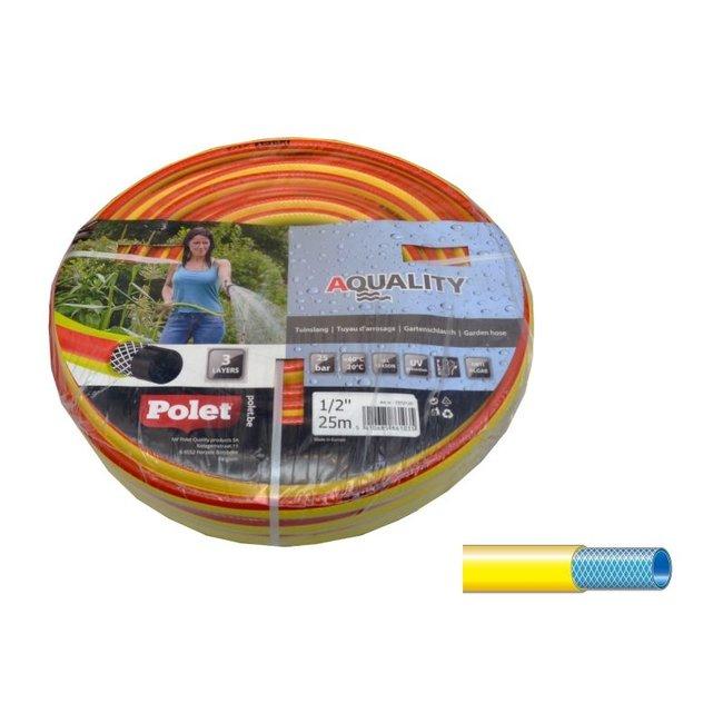 """Polet Tuinslang Expert Aquality 1/2""""-13MM 25M"""