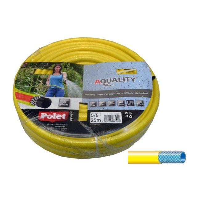 """Polet Tuinslang Expert Aquality 5/8""""-15MM 25M"""