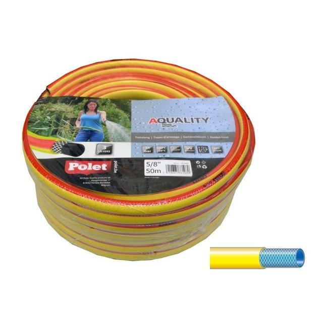 """Polet Tuinslang Expert Aquality 5/8""""-15MM 50M"""