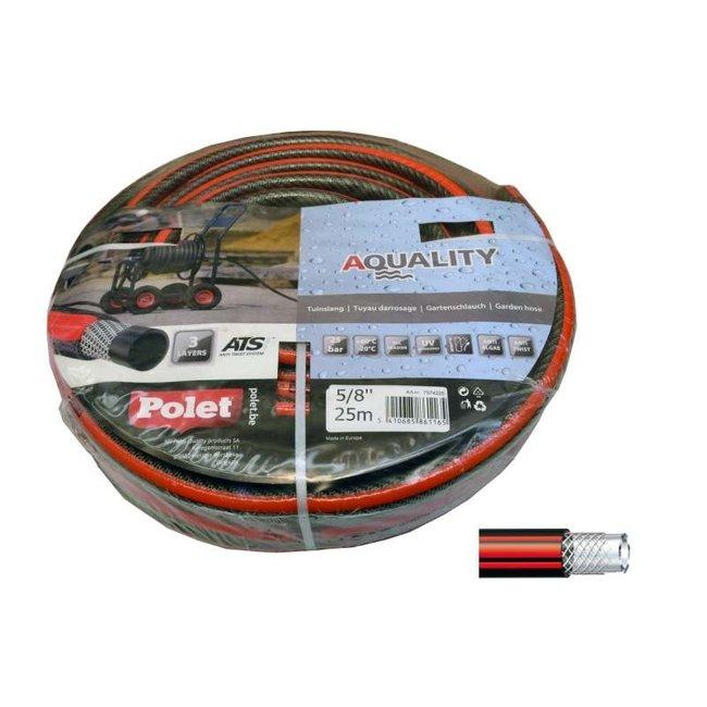 """Polet Tuinslang PRO Aquality 5/8""""-15MM 25M"""