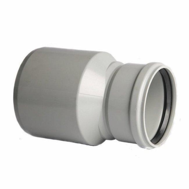 Wavin aansluitstuk t.b.v. infiltratiekrat AquaCell ECO, grijs, 125 mm
