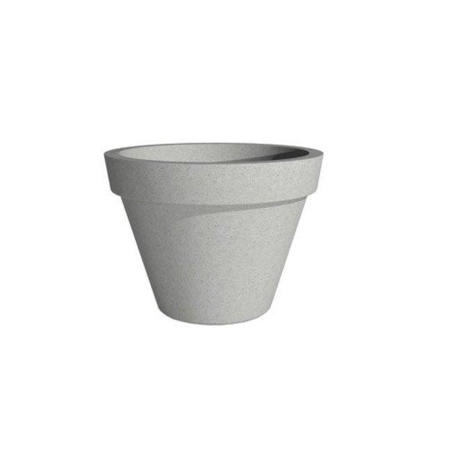 bloempot polymeerbeton Barro 120x90 cm