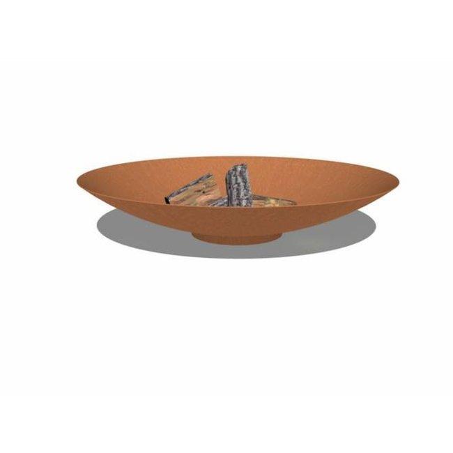 Forno vuurschaal cortenstaal 100 x 21 cm