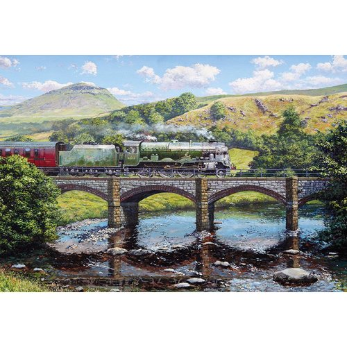 Gibsons Crossing the Ribble - Gift Box
