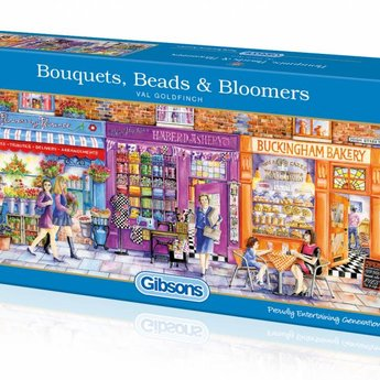 Gibsons Bouquets, Beads & Bloomers