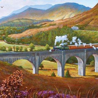 Gibsons Glenfinnan Viaduct
