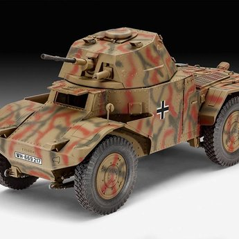 Revell Armoured Scout Vehicle P 204 (f)