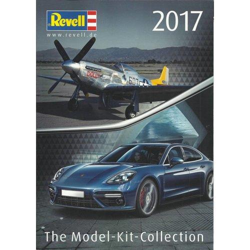 Revell Catalogus 2017