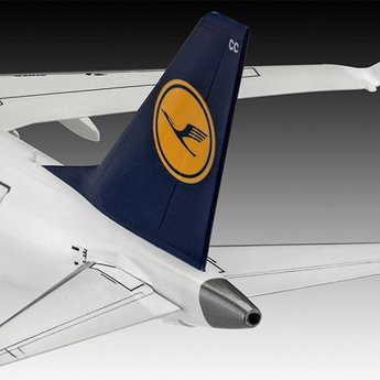 """Revell Embraer 190 """"Airlines"""""""