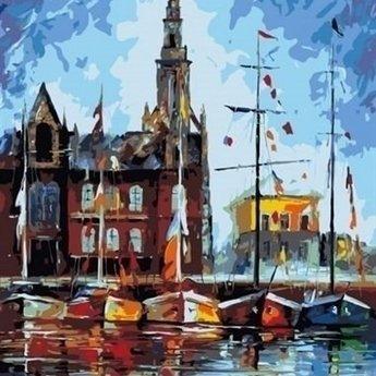 Artventura Hafen von Antwerpen