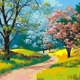 Artventura Blühender Frühling