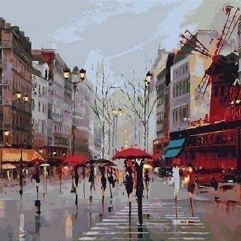Artventura Moulin Rouge