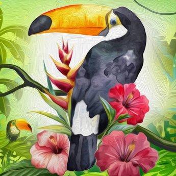 Artibalta Exotic Toucan