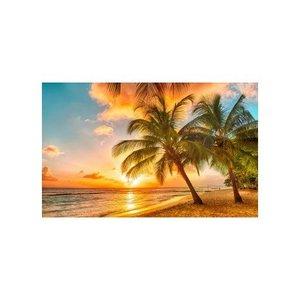 Artibalta Tropische Zonsondergang