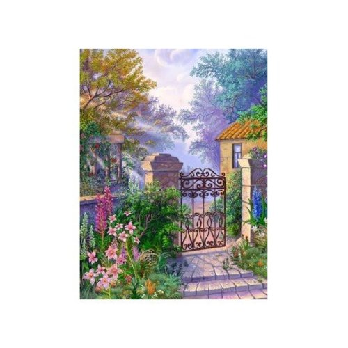 Artibalta Gates to the Garden