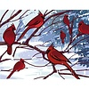 Artventura Red Birds