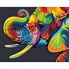 Artventura Regenboog Olifant