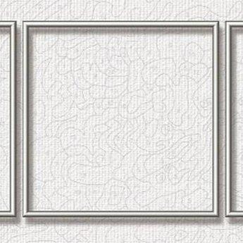 Schipper Aluminiumrahmen - 40 x 120 cm (Triptychon) Silber