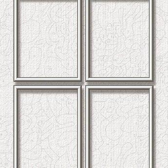 Aluminiumrahmen - 18 x 24 cm (quattro) Silber