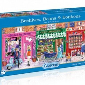Gibsons Beehives, Beans & Bonbons