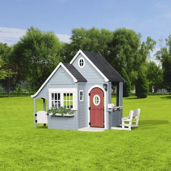 Backyard Discovery Playhouse Spring Cottage