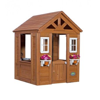 Backyard Discovery Playhouse Timberlake