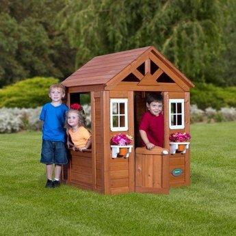 Backyard Discovery Playhouse Timberlake