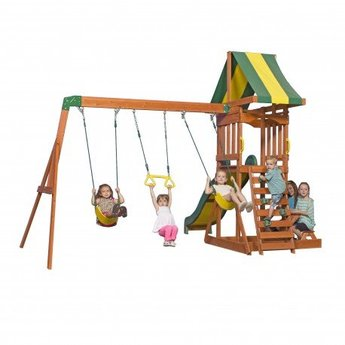 Backyard Discovery Play Tower Sunnydale