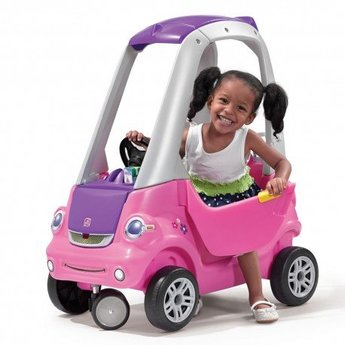 Step2 Easy Turn Coupe (pink)