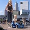 Step2 Push Around Buggy GT (blauw)