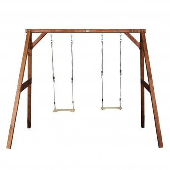 Double swing (brown)