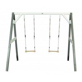 Double swing (grey white)