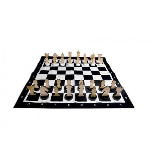 Buitenspeel Schachspiel - Grob