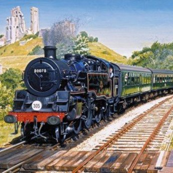 Gibsons Corfe Castle Crossing