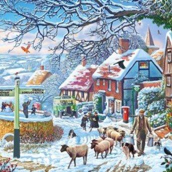 Gibsons A Winter Stroll - Steve Crisp