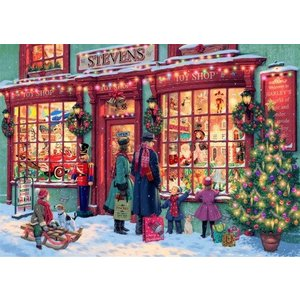 Gibsons Christmas Toy Shop - Steve Read