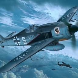 Revell Focke Wulf Fw190 A-8/A-8 Nightfighter
