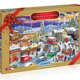 Gibsons Driving Home for Christmas - Limited Edition (1000)