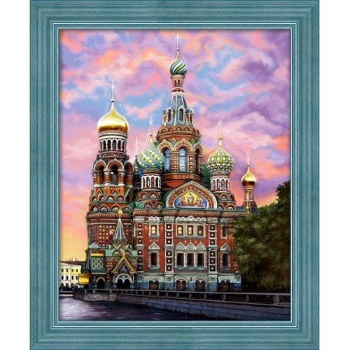 Artibalta Diamond painting Sint Petersburg
