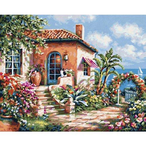 Vakantiehuisje aan Zee
