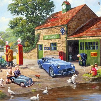 Gibsons Ponds & Pumps - Kevin Walsh (2 x 500)