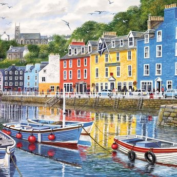 Gibsons Harbour Holidays - Terry Harrison (4 x 500)