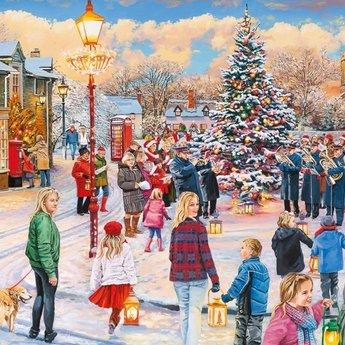Gibsons Village Celebrations - Trevor Mitchell (4 x 500)