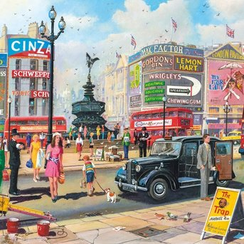Gibsons Piccadilly - Derek Roberts (1000)