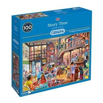 Story Time - Steve Crisp (1000)