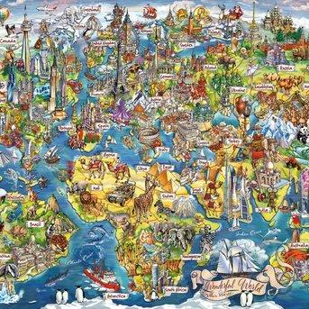 Wonderful World - Maria Rabinky (1000)