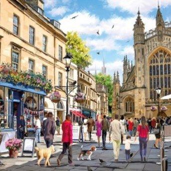 Gibsons Bath - Richard Macneil (500)