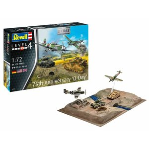 "Revell 75th Anniversary Set ""D-Day"""
